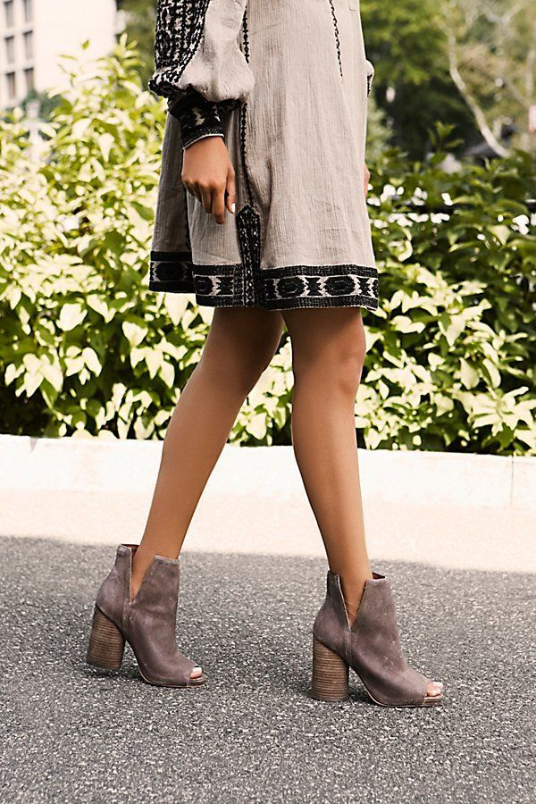 Fall Booties, Casual Ankle Boots