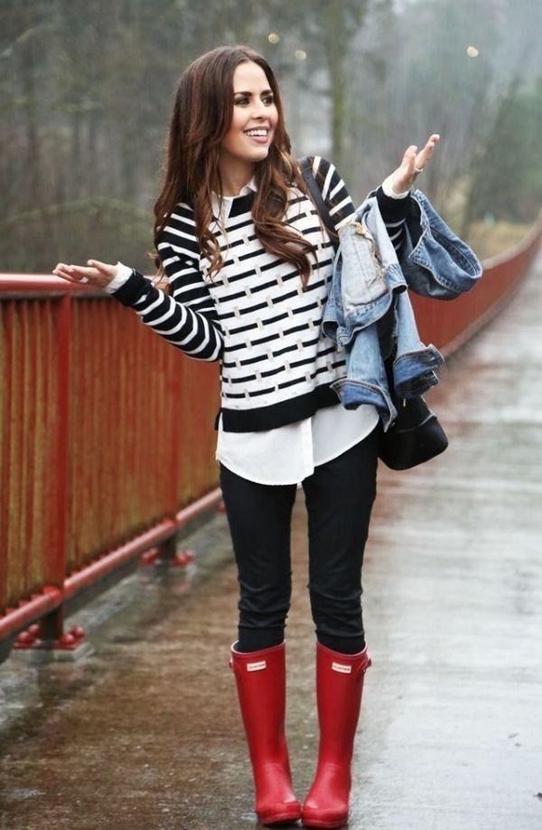 Fall Fashion; Boots