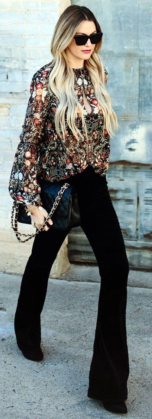 Boho, Street Style, Fall Fashion